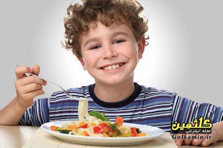 تاثیر 5 ماده غذایی بر افزایش هوش کودکان, افزایش هوش کودکان