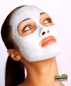 ماسك های گياهي, ماسک صورت