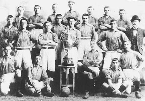 تاریخچه فوتبال , فوتبال