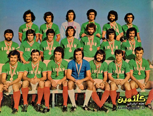 عکسهای تیم ملی فوتبال ایران, عکسهای تیم ملی