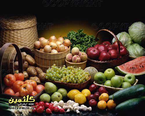 لیست مواد غذایی به تفکیک طبع, بیماریها
