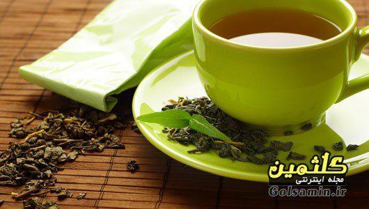 چای سبز, Green tea