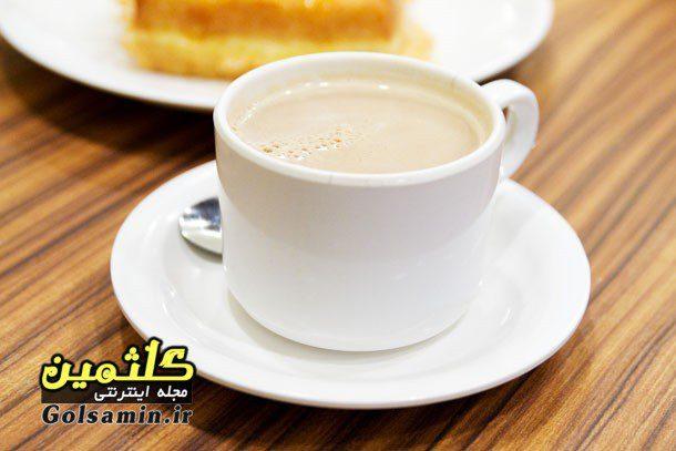 شیر قهوه, مواد لازم برای شیر نسکافه