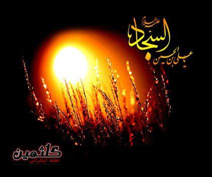 شهادت امام زین العابدین علیه السلام, سجاد (ع)