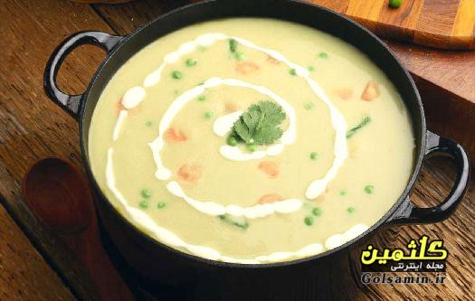سوپ جو, Barley Soup, How to prepare barley soup, Soup Recipe, آشپزی, روش تهیه سوپ جو, سوپ, طرز تهیه سوپ, طرز تهیه سوپ جو, مواد لازم برای تهیه سوپ جو