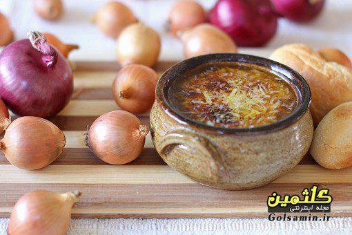 سوپ پیاز, طرز تهیه سوپ پیاز