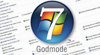 فعال کردن Godmode در ویندوز 7 , win7