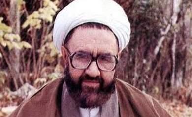 زندگینامه شهید استاد مطهری, بزرگان معاصر