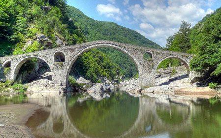 10 پل زيبا و شگفت انگیز در جهان , عکس جالب