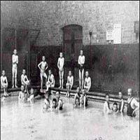 تاریخچه شنا, رشته های ورزشی