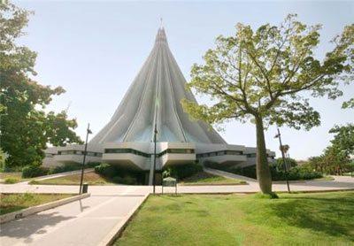 عجیب ترین کلیساهایی جهان با معماری متفاوت, جالب