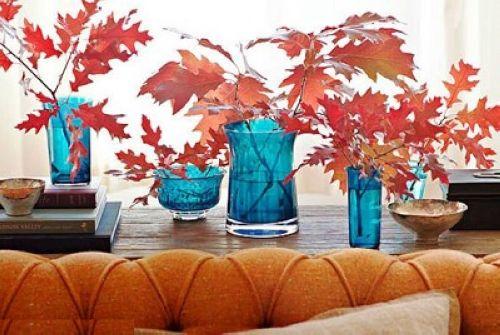 چند ایده دردکوراسیون خانه برای فصل پاییز, دکوراسیون خانه