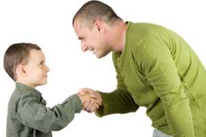 نقش پدران در تربیت فرزندشان چیست؟, مردان