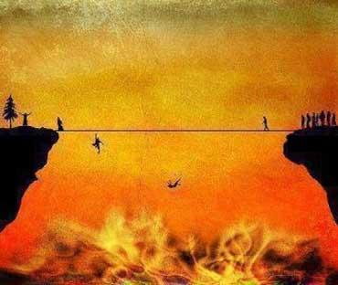 شما با چه سرعتی از پل صراط عبور می کنید؟!, شما با چه سرعتی از پل صراط عبور می کنید؟!