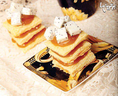 ساتین پاریسی, Education confectionery