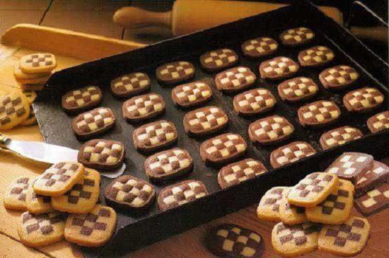 طرز تهیه شیرینی زیبای مینیاتور شطرنجی, Education confectionery