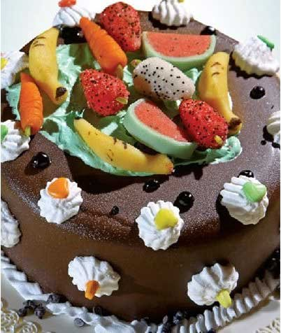 طرز تهیه کیک بستنی خوشمزه, Education confectionery