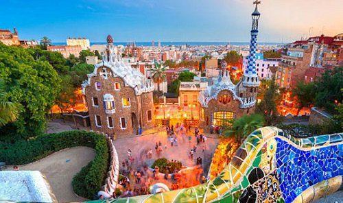 زیباترین شهرهای توریستی در سراسر اروپا, زیباترین شهرهای توریستی در سراسر اروپا
