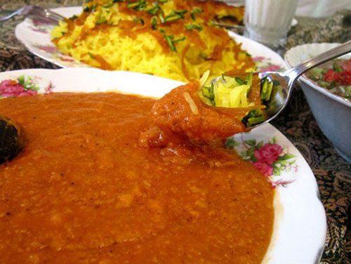 قیمه بوشهری و شکر پلوی متفاوت!, cooking