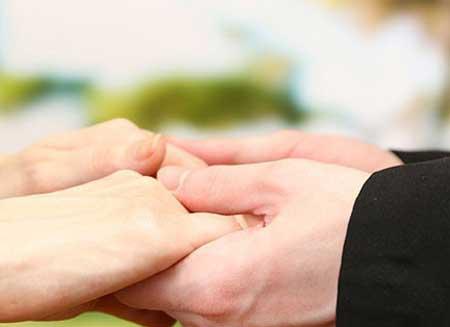بدون منت، گذشت کنید, زندگی مشترک