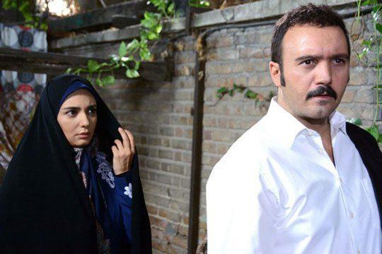 کاراکترهای سریال پشت بام تهران, انوشه، لعیا زنگنه در سریال پشت بام تهران
