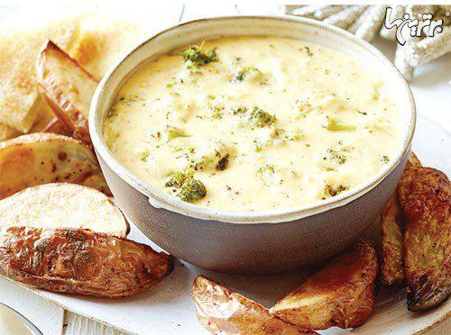 سوپ جوی کِرِمی مخصوص شبهای زمستان, طرز تهیه سوپ