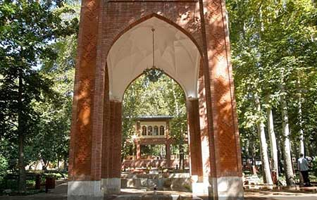 باغ ایرانی,پارک باغ ایرانی,باغ ایرانی تهران