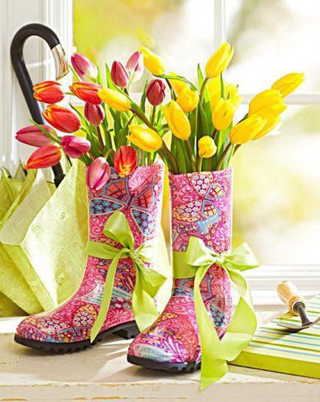 با گل های رنگارنگ یک دکوراسیون بهاری متفاوت بچینید, آموزش چیدمان, آموزش دکوراسیون, چیدمان, چیدمان منزل, دکوراسیون, دکوراسیون داخلی, دکوراسیون منزل