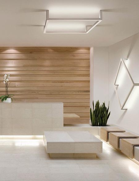 تکنیک های نورپردازی خانه,کاغذ دیواری هایی با قابلیت نور دهی