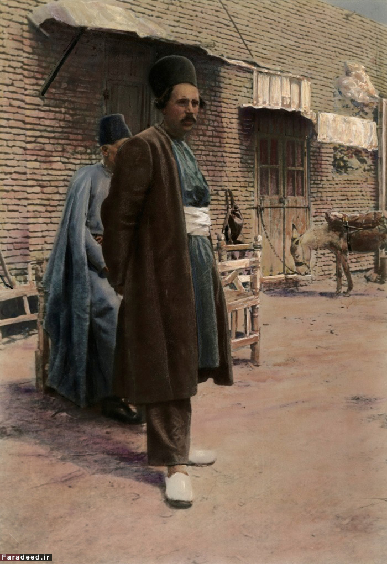 عکس نوشت - یک ایرانی در بغداد, قدیمی و تاریخی