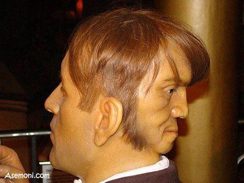 مردی با دو صورت!!, ماورای طبیعت