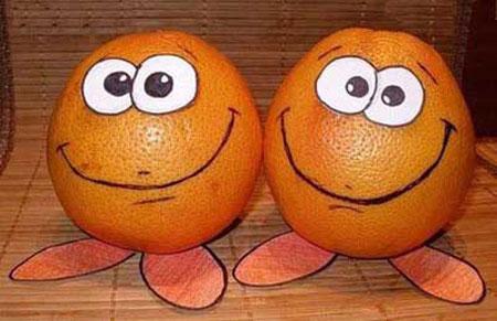 عکس های خنده دار در مورد میوه