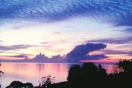 ابرهای جالب در آسمان به شکل حیوانات