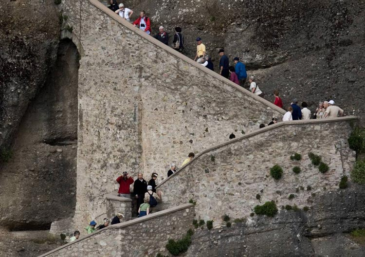 Monasteries Of Meteora