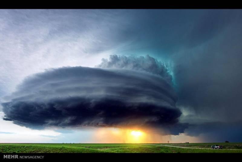 تصاویر طوفان های وحشتناک, طبیعت