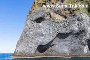 جالب ترین کوه صخره ای به شکل فیل (عکس), طبیعت