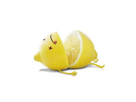 عکس های خنده دار در مورد میوها