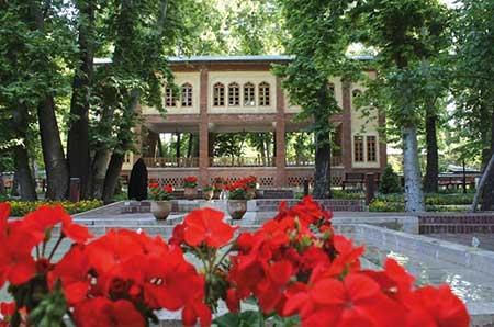 پارک باغ ایرانی,باغ ایرانی تهران,مکان های دیدنی تهران