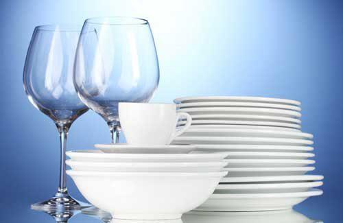 توصیه هایی برای نگهداری ظروف آشپزخانه, خانه داری