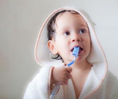 دندان درد در کودکان,دندان کودک
