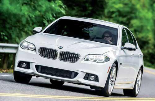 بررسی خودروی بی ام دبلیو BMW مدل 535 سری دی, نقد خودرو
