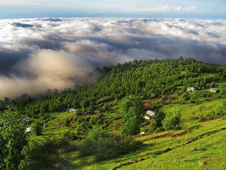 روستاهای ییلاقی مازندران,روستاهای ییلاقی شمال