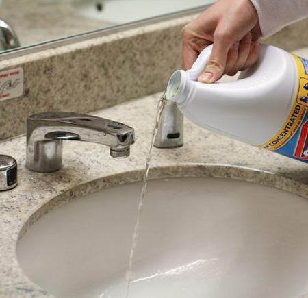 آب ژاول,کاربردهای آب ژاول,آب ژاول چیست