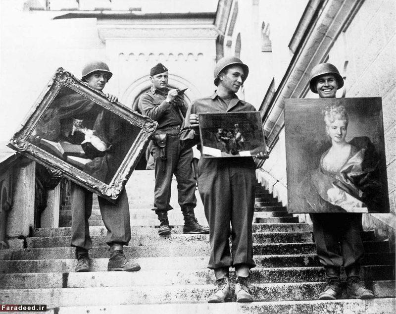 تصاویر - بزرگترین سرقت هنری تاریخ, تصویر
