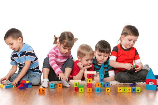 تکامل اجتماعی در کودک سه تا چهار سال