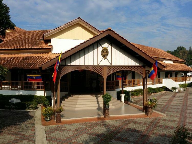 موزهی سلطنتی پلیس مالزی