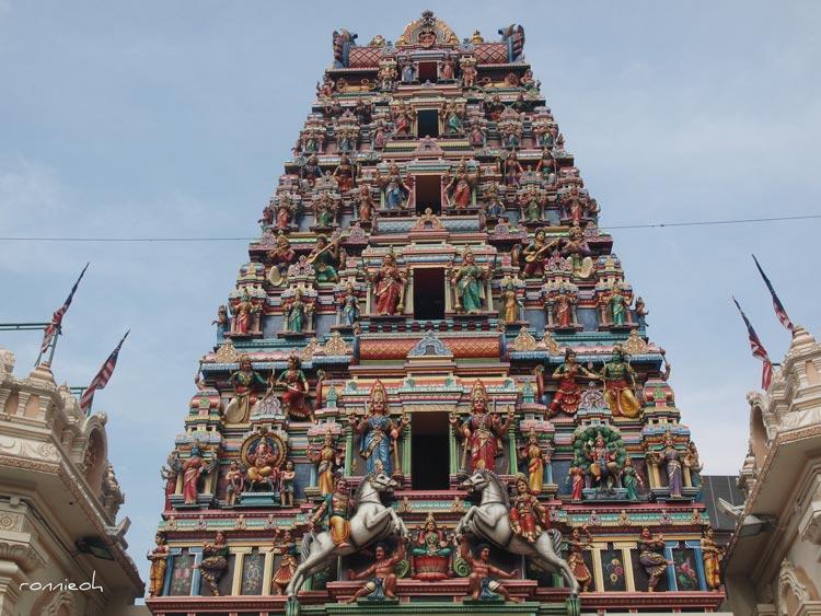 معبد سری مها ماریامان
