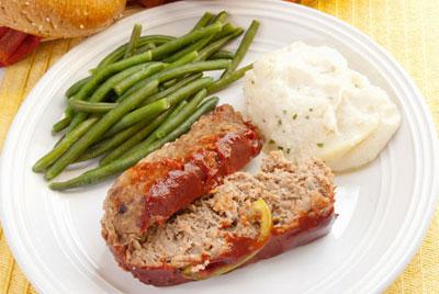 درست کردن رولت گوشت با پوره سیب زمینی, طرز تهیه رولت گوشت