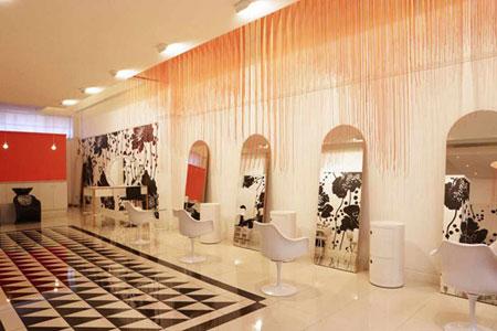 مدل آرایشگاه زنانه,دکوراسیون آرایشگاه شیک