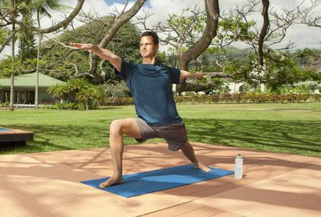درمان استرس با ورزش,کاهش استرس,ورزشهای مفید برای کاهش استرس